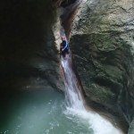 Toboggan Canyoning Verdon Castellane Haut Jabron