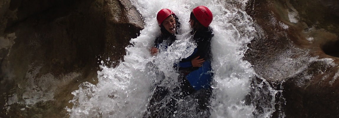 Canyoning Nice : Just for fun!