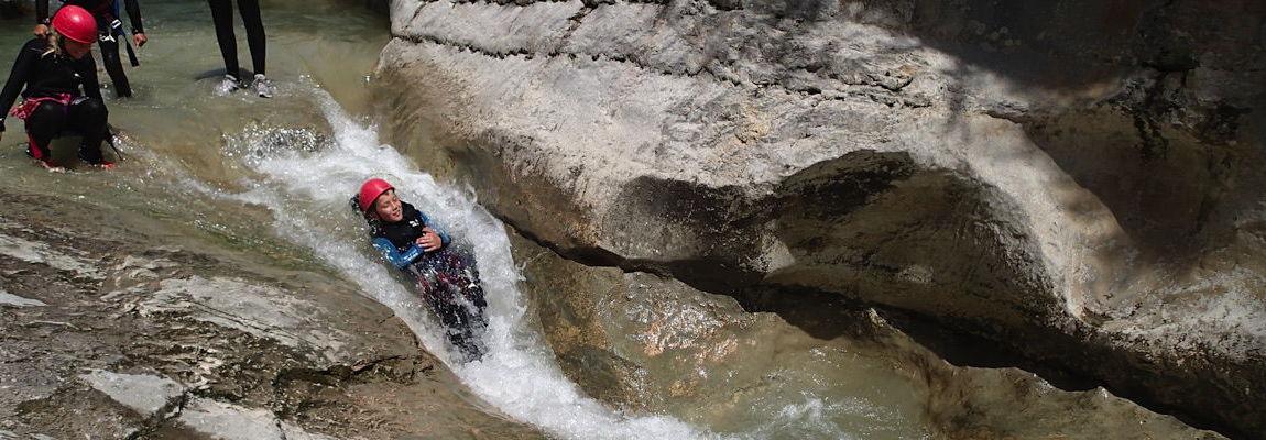 Canyoning initiation : À chacun son canyon !