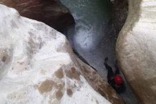Canyoning extrême proche de Nice et des Gorges du Verdon