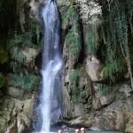 L'équipe en canyoning dans le Gros Riou près de Nice et les Gorges du Verdon