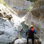 Marche en canyoning dans le Gros Riou près de Nice et les Gorges du Verdon